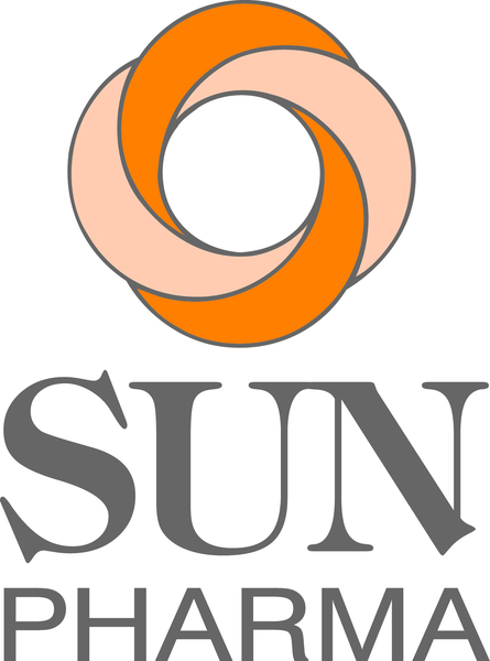 Sun Pharma Gray Logo
